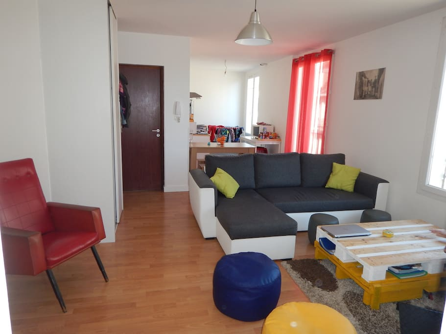 Appartement De 48m2 Lorient Apartments For Rent In