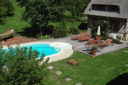 La Chaumière Vauquelin - Saint-André-d'Hébertot