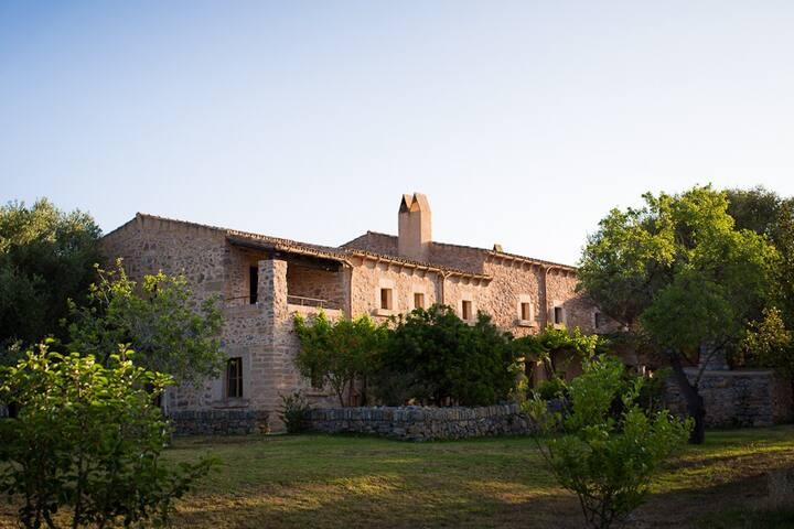 Traumfinca auf Mallorca bei Arta - Capdepera - Dom