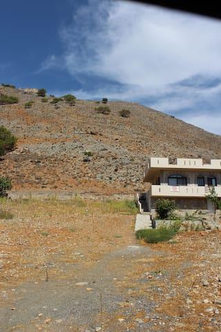 Artemis Villa Agia Roumeli Chania Crete - Agia Roumeli - Wohnung