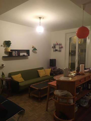 Appartement T2 - à 10 min de Montmartre