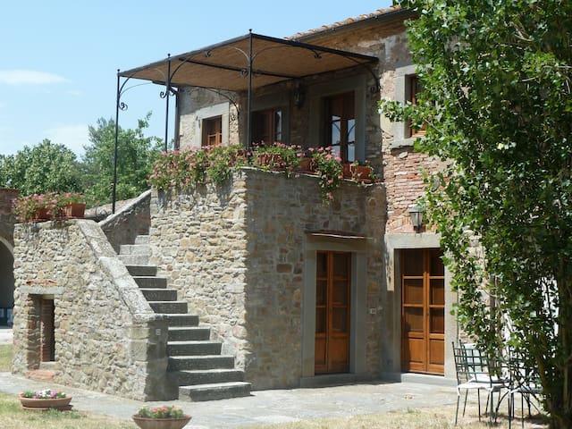 Case Sant'Anna 14 beds - Cortona - Villa