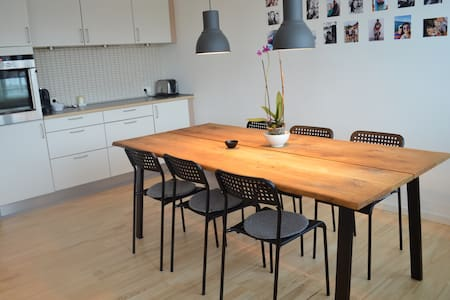 Lovely family friendly 110 m2 apartment! - Nærum