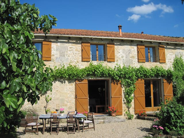Holiday home, Bordeaux vineyards