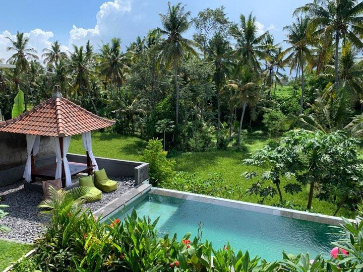 3bd villa with beautiful view