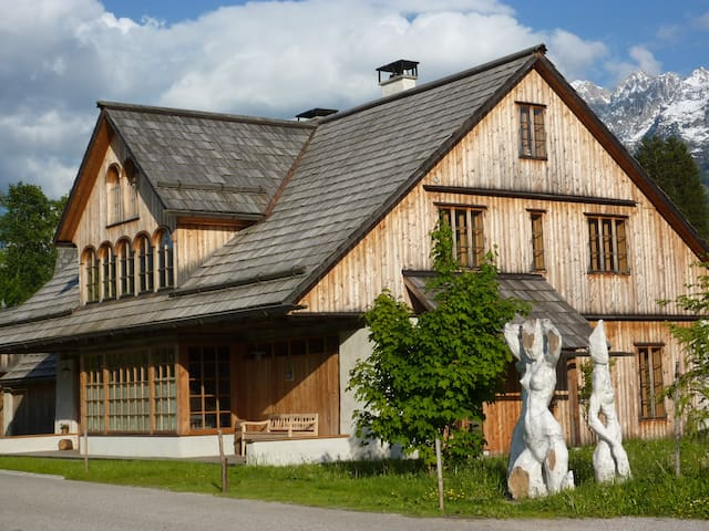 Luxury Alpine Residence in Styria - Bad Mitterndorf - Hus