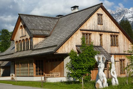 Luxury Alpine Residence in Styria - Bad Mitterndorf - Casa