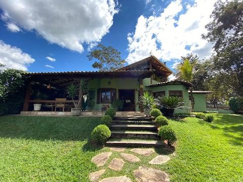 Casa de Campo Vida Mansa II