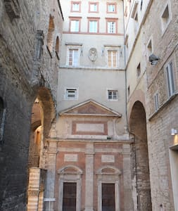 Lovely apartment center of Perugia - 佩魯賈