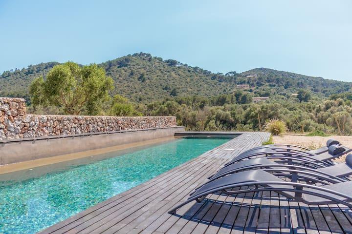 Finca rural piscina c/ Cala Varques - Manacor - Maison