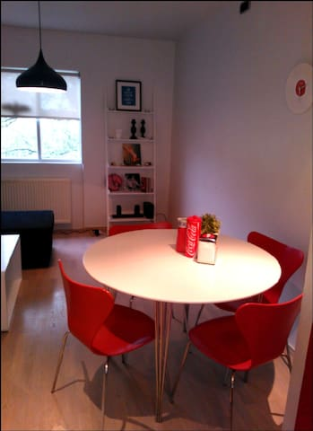 Cozy apartment in the city! - Reykjavik - Byt