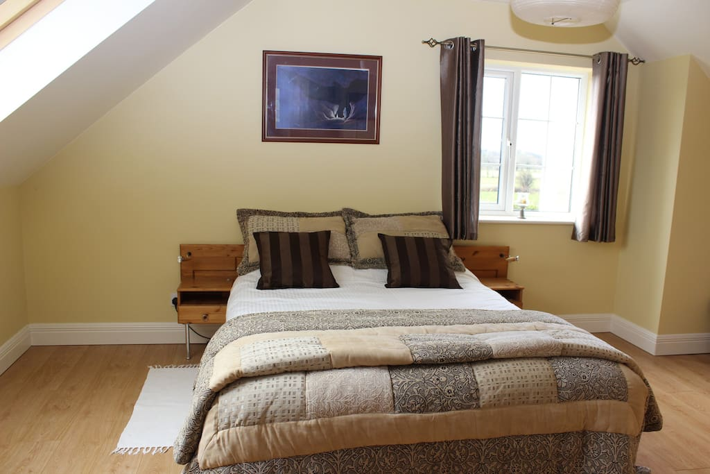 Bedroom 1 with Waterbed