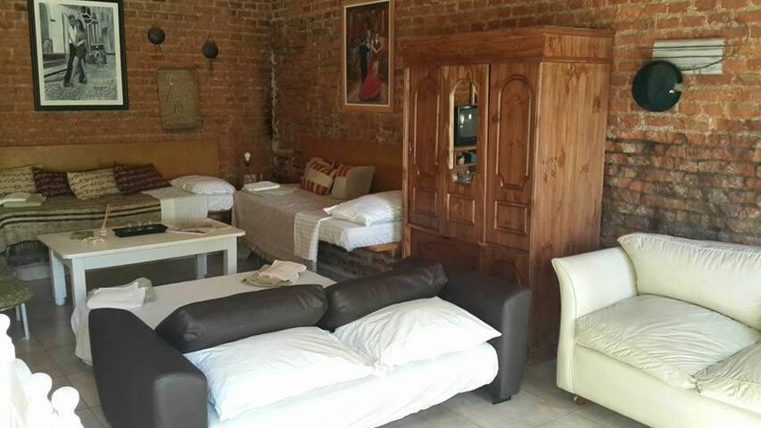 Loft estilo rustico - Tandil - Loft