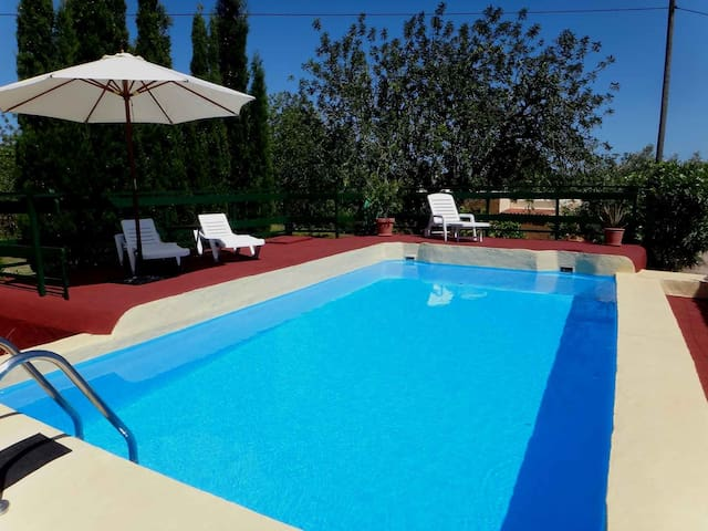 Your countryside home in ibiza - Santa Eulària des Riu - House