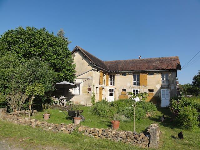 Gite de Monceaux - Monceaux-le-Comte - Rumah