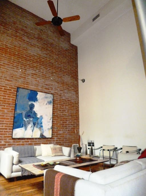Triplex w/terrace in Palermo Viejo