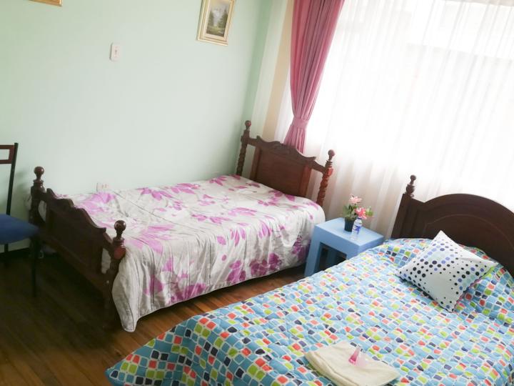 Espacio acogedor,amplio,tranquilo en Chiquinquirá