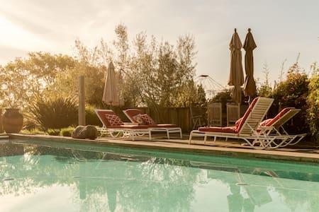 Contemporary Carriage House +Pool - Sebastopol - Dom