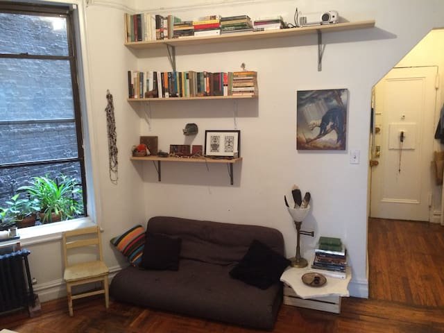 Genuine Lower East Side 1BR apt
