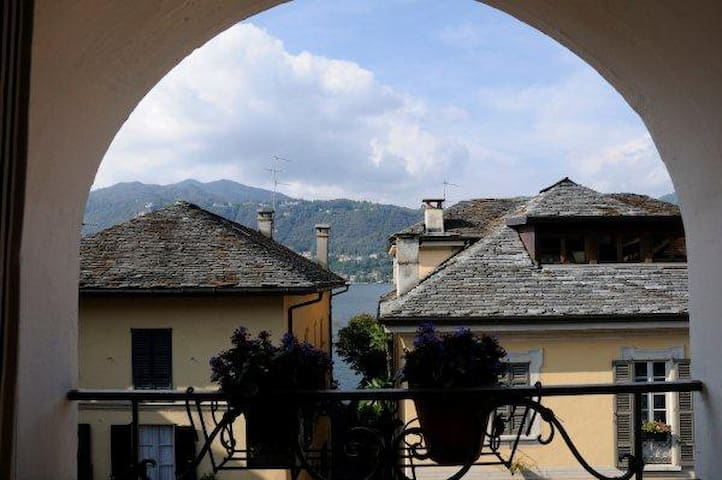 Lake Orta - The Italian hidden gem - Orta San Giulio - Apartamento