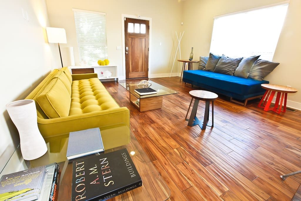 Super spacious home