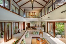 Elegance and style - Asian-inspired interior at its finest.