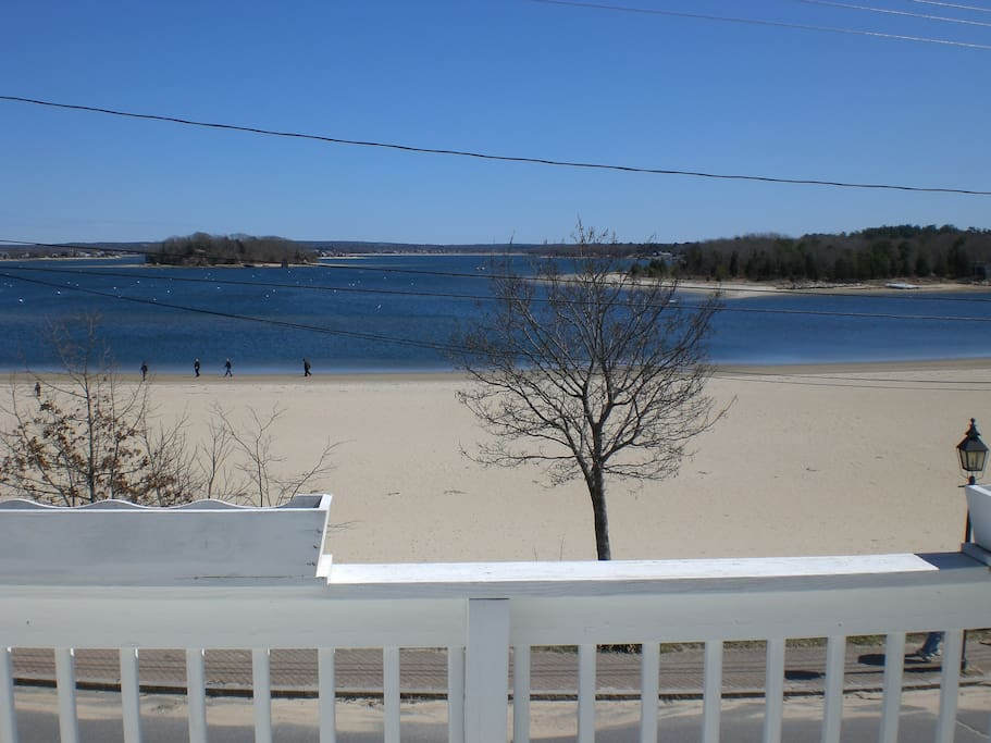 Cape Cod Salt Waterfront Beach Houses For Rent In