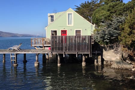 Bayglow Cottage, Point Reyes Area - 马歇尔(Marshall) - 独立屋