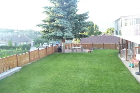 Great Family 4 Bedroom 3 Bath Home - Summerland - House