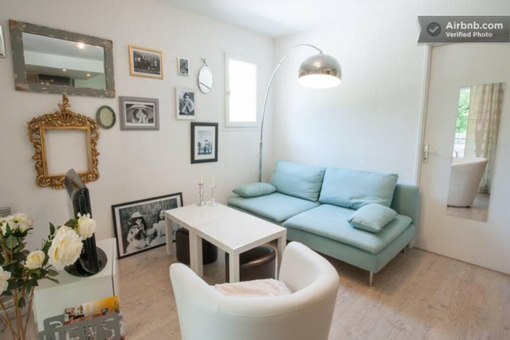 bel appartement ensoleill au calme wohnungen zur miete in la valette du var provence alpes. Black Bedroom Furniture Sets. Home Design Ideas