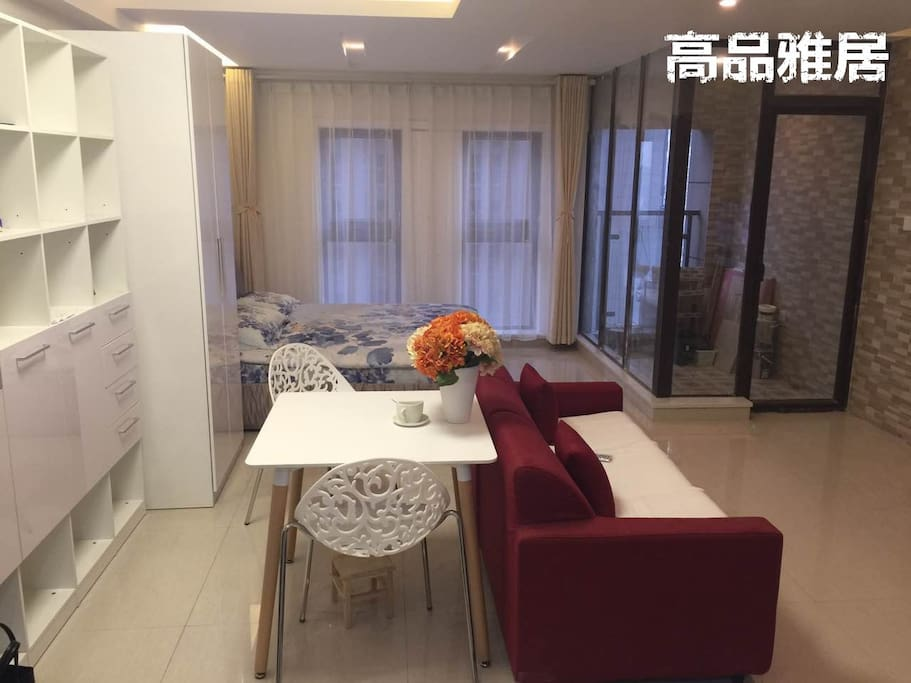 living area 客厅