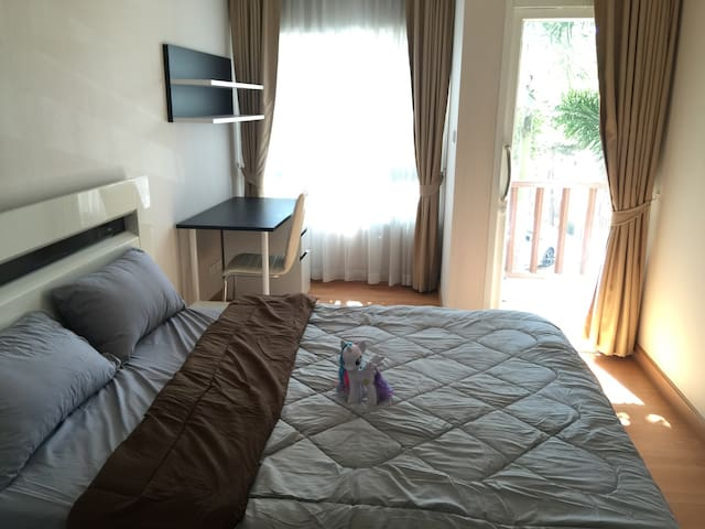 Full furnished room at Casa condo - เมืองเชียงใหม่ - Apartment