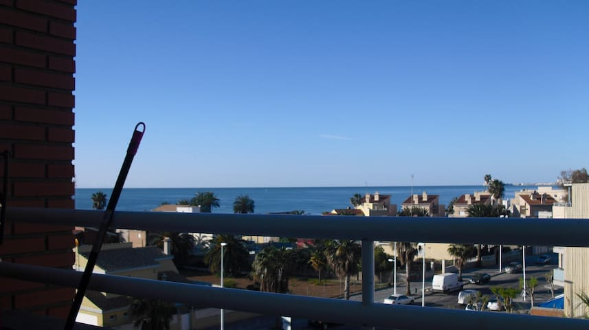 Frente al mar Habitación Privada - Benicarló - Leilighet