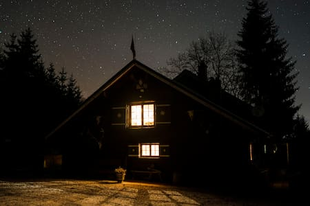 Alpine Chalet XXL in the woods - Sankt Veit im Pongau - Chalet - 1