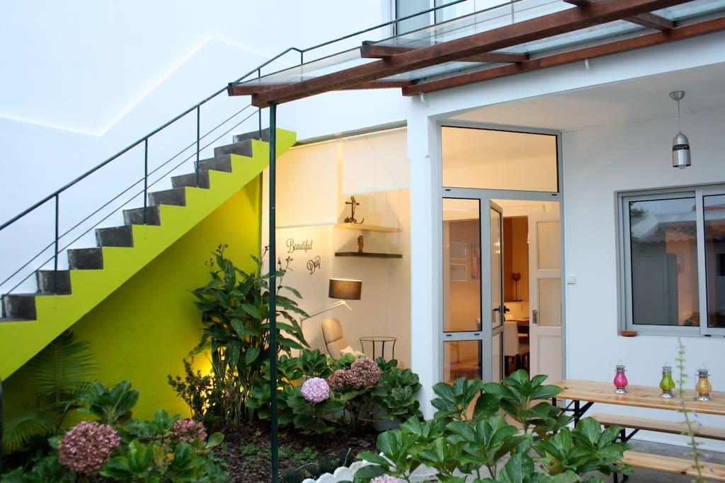 center house h user zur miete in ponta delgada a ores portugal. Black Bedroom Furniture Sets. Home Design Ideas