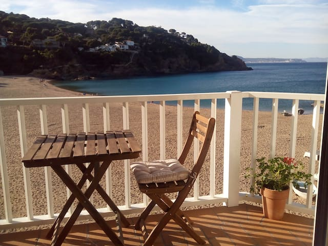 Apartamento frente al Mar - Sa Riera - Appartement