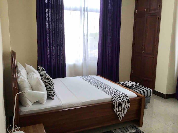 New room in a trendy part of Zanzibar Town (2/1)