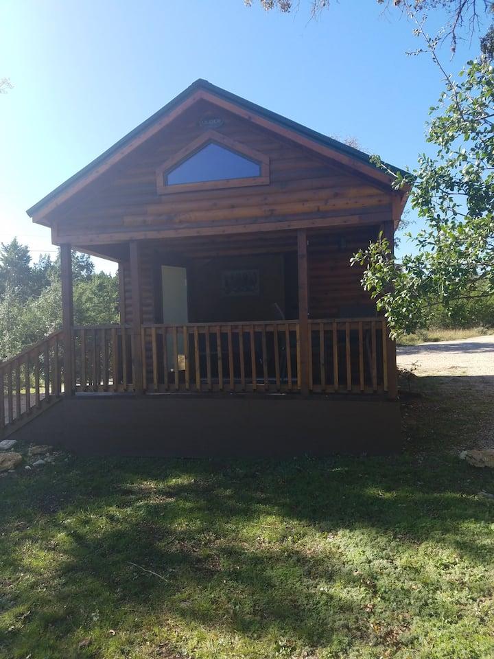 Al's Hideaway Hill Country Cabin #3 Kupla