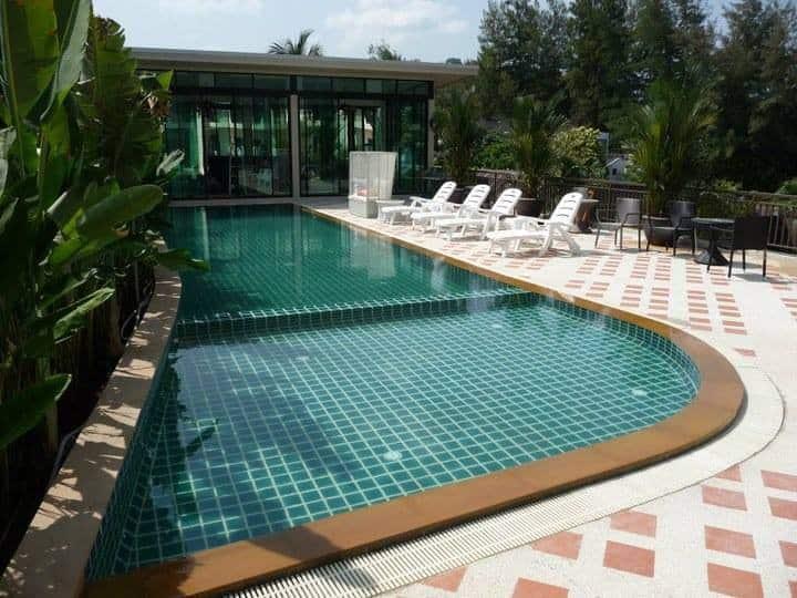 Apartment In Phuket Town (Phuket Avenue Condo)