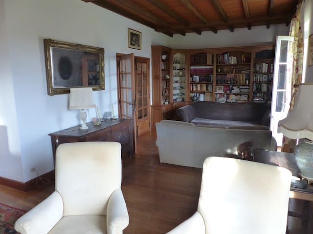 Maison de caractère dans l'Aveyron - Saint-Cyprien-sur-Dourdou - Huis