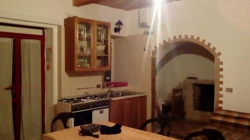 Casa in montagna a pochi minuti da Amalfi
