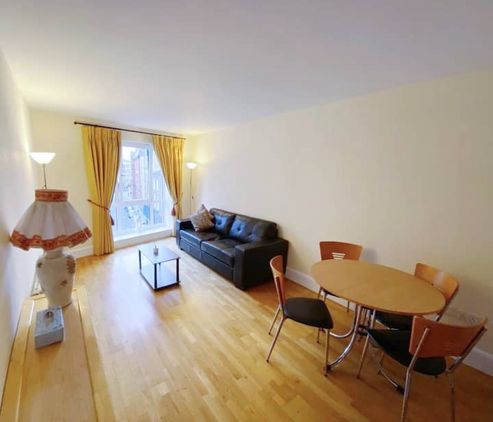 2 bedroom 2 bath apartment in the heart of Dublin