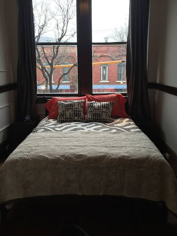 New Cozy Hispter Pad on Market St - Corning - Departamento