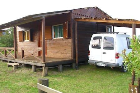 CABAÑA:     NO+Es 3s - La Pedrera - 自然小屋