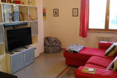 Central apartment in Sarzana with own parking - Sarzana - 公寓