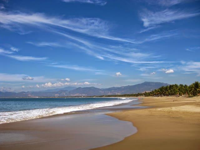 Daisy 🏖 paraíso com 2 albercas y 20 pasos a playa