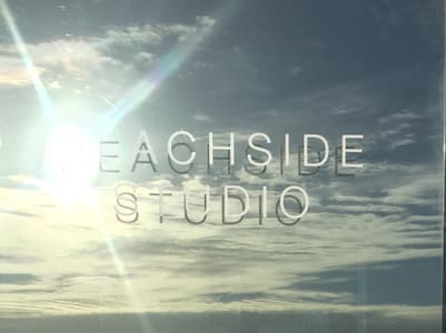 Beachside Studio (literally!!) - Weymouth