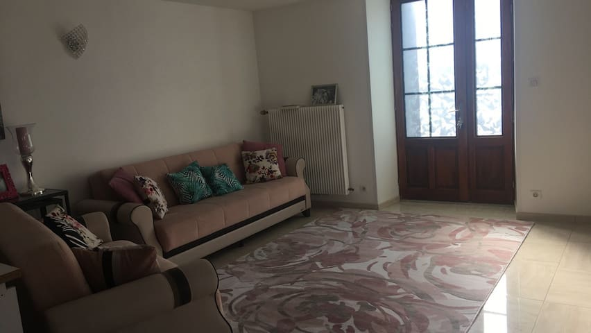 Maison futuroscope