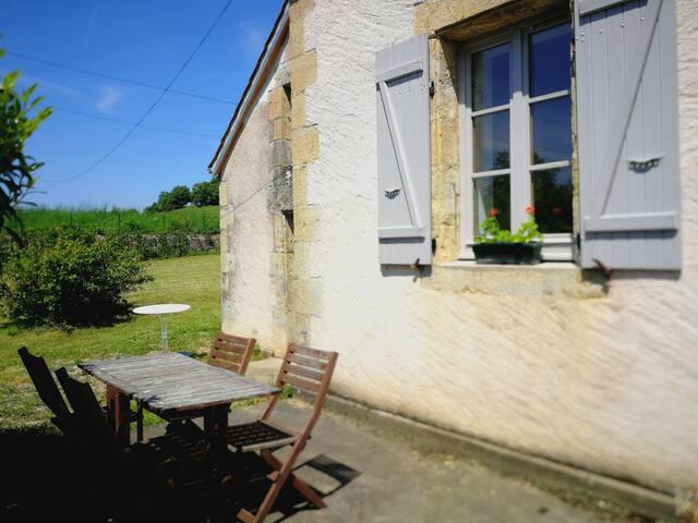 Chambre dans gîte/canal nivernais/proche du Morvan