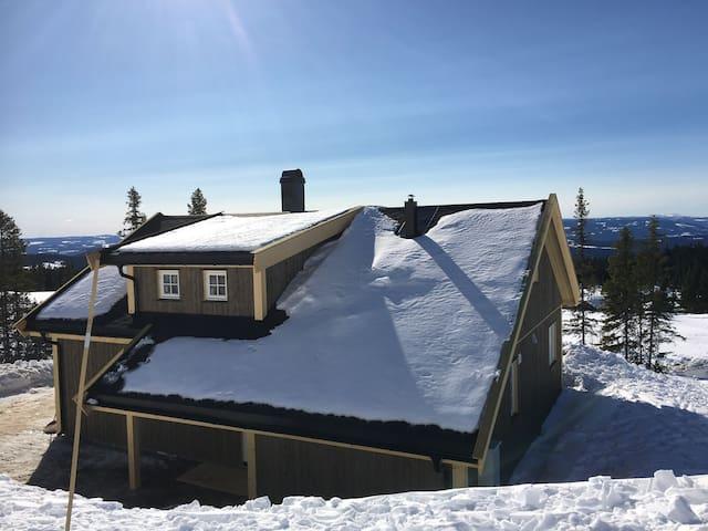 Hytte i Hafjell